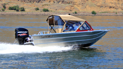 2018 - Thunderjet Boats - 186 Rush
