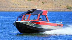 2018 - Thunderjet Boats - Canyon