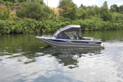 2020 - Thunderjet Boats - 180 Eco Jet