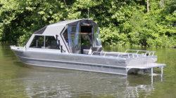 2020 - Thunderjet Boats - Skeena Classic