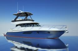 2017 - Tiara Yachts - 44 Flybridge