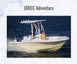 2010 - Tidewater Boats - 180CC