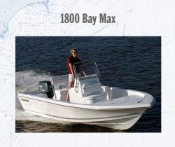 2010 - Tidewater Boats - 1800 BM