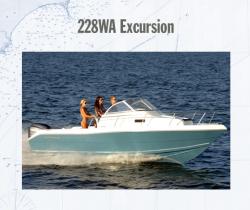 2010 - Tidewater Boats - 228WA