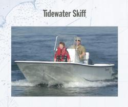 2011 - Tidewater Boats - Skiff 1784