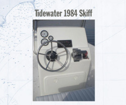 2011 - Tidewater Boats - Skiff 1984