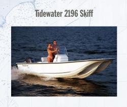 2011 - Tidewater Boats - Skiff 2196