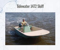2011 - Tidewater Boats - Skiff 1472
