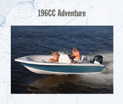 2012 - Tidewater Boats - 196CC Adventure