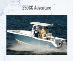 2012 - Tidewater Boats - 250CC Adventure
