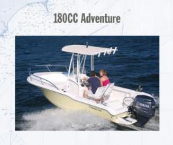2012 - Tidewater Boats - 180CC Adventure