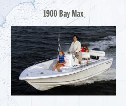 2012 - Tidewater Boats - 1900 Bay Max