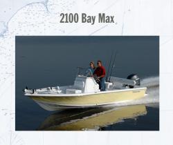 2012 - Tidewater Boats - 2100 Bay Max