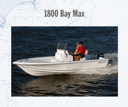 2012 - Tidewater Boats - 1800 Bay Max