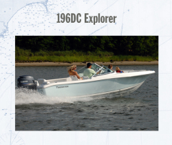 2012 - Tidewater Boats - 196 DC Explorer
