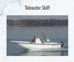 2012 - Tidewater Boats - Tidewater Skiff 1784