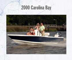2012 - Tidewater Boats - 2000 Carolina Bay