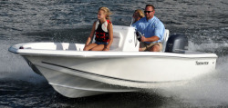 2015 - Tidewater Boats - 170 CC Adventure