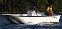 2015 - Tidewater Boats - 1996 Skiff