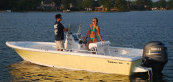 2015 - Tidewater Boats - 2100 Bay Max