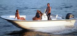 2015 - Tidewater Boats - 2196 Skiff