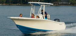 2015 - Tidewater Boats - 220 CC Adventure