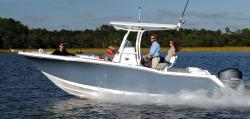 2015 - Tidewater Boats - 230 LXF