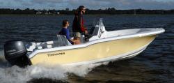 2017 - Tidewater Boats - 180 CC Adventure