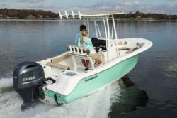 2018 - Tidewater Boats - 210 CC Adventure