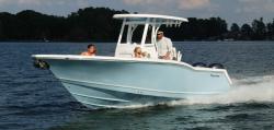2018 - Tidewater Boats - 252 CC Adventure