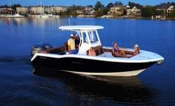 2018 - Tidewater Boats - 252 LXF