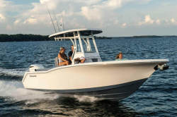 2018 - Tidewater Boats - 232 LXF