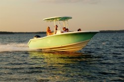 2019 - Tidewater Boats - 220 CC Adventure