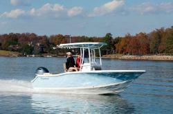 2019 - Tidewater Boats - 210 LXF