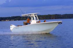 2019 - Tidewater Boats - 232 CC Adventure