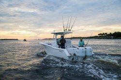 2020 - Tidewater Boats - 252 CC Adventure