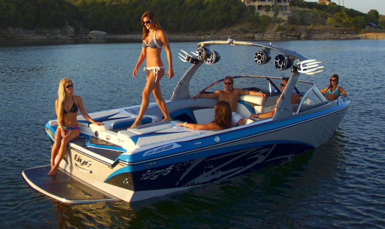 Research 2012 - Tige Boats - Z3 on iboats.com