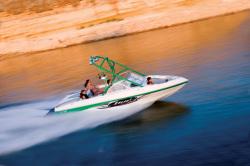 Tige Boats 20V Ski and Wakeboard Boat