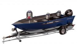 2019 - Lowe Boats - FM160T
