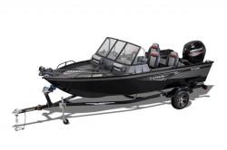 2019 - Lowe Boats - FM 1625 WT NAP