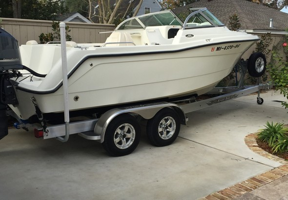 2008 hydra sports boats 202dc for sale in calabasas ca 91302 rh boats iboats com