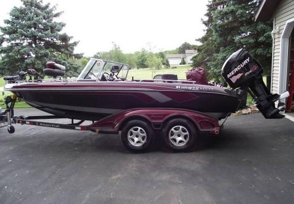 2007 - Ranger Boats AR - 619 DVS LTD Series for Sale in