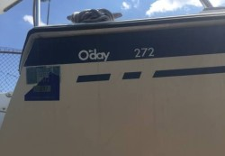 1986 - ODay Sailboats - O