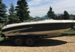 2014 - Sea Ray Boats - 190 Sportster BR