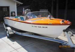 2004 - Alsberg Boats - Classic Runabout