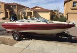 1990 - Maxum Boats - 1800