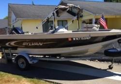 2001 - Sylvan Boats - 1600 Explorer SC