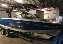 2009 - Nautique Boats - Air Nautique 206 Limited Ed.