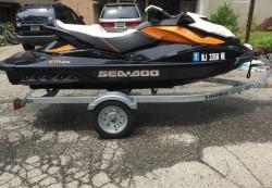 2012 - SeaDoo Boats - GTR 215
