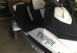 2015 - SeaDoo Boats - Spark 2up